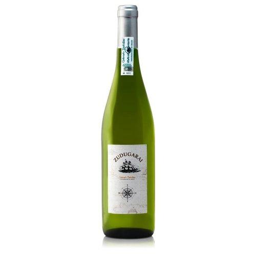 Zudugarai Txakoli Txakoli White - Witte wijn