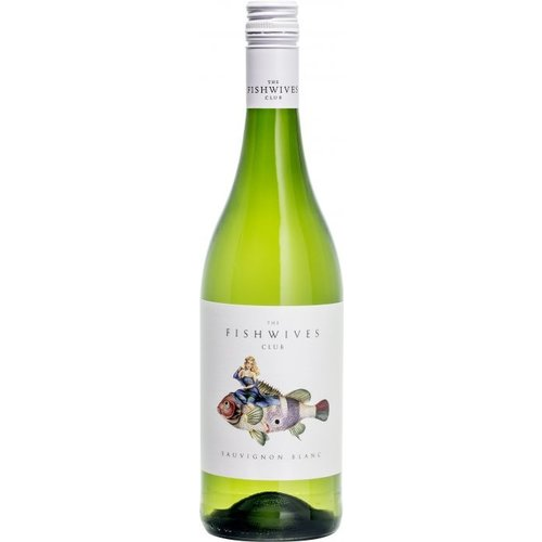 The Fishwives Club Sauvignon Blanc WO Western Cape - Witte wijn