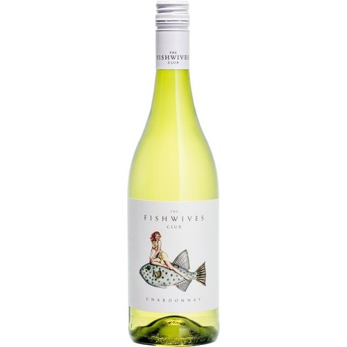 The Fishwives Club Chardonnay WO Western Cape - Witte wijn