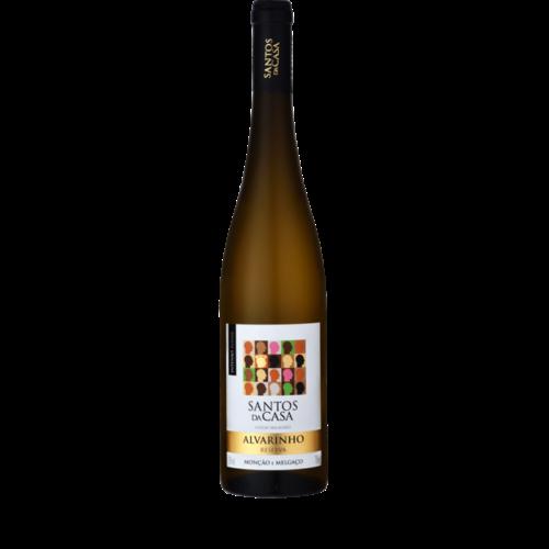 Santos da Casa Reserva Alvarinho White - Witte wijn