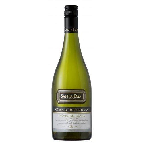 Santa Ema Sauvignon Blanc Gran Reserva Leyda - Witte wijn