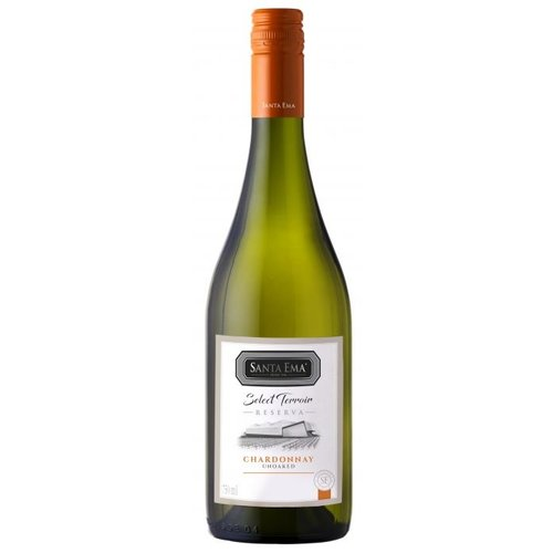 Santa Ema Chardonnay Select Terroir - Witte wijn