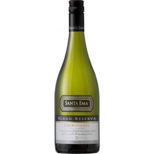 Santa Ema Chardonnay Gran Reserva Leyda - Witte wijn