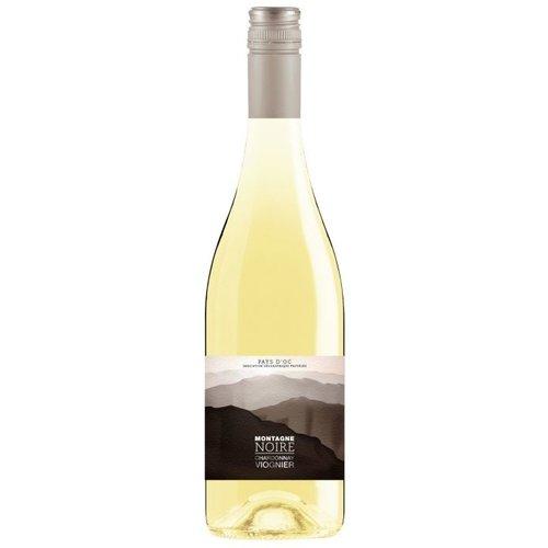 Montagne Noir Chardonnay Viognier Pays D'OC IGP - Witte wijn