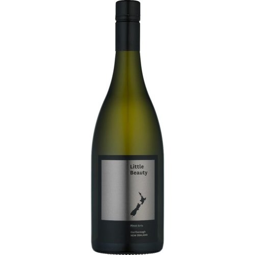 Little Beauty Pinot Gris Black Edition 2012 - Witte wijn