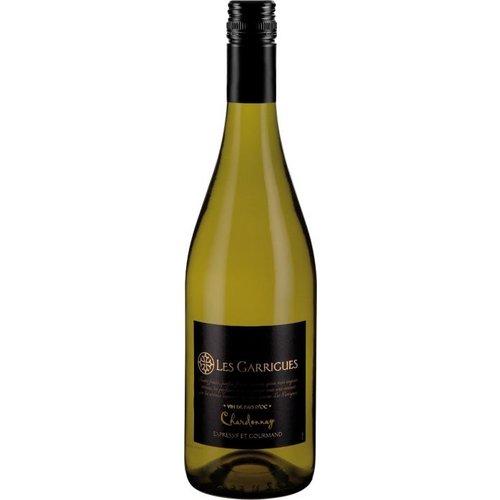 Les Garrigues Chardonnay - Witte wijn