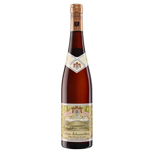 Schloss Johannisberg bronzelack riesling trocken - Witte wijn