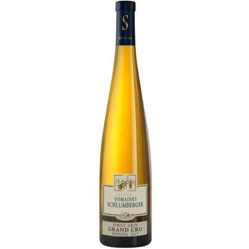 Domaines Schlumberger Spiegel Pinot Gris Grand Cru AOC - Witte wijn