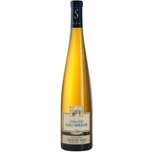 Domaines Schlumberger Saering Riesling Grand Cru AOC - Witte wijn