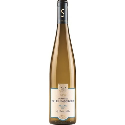 Domaines Schlumberger Les Princes Abbés Riesling - Witte wijn