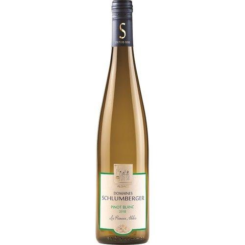 Domaines Schlumberger Les Princes Abbés Pinot Blanc - Witte wijn