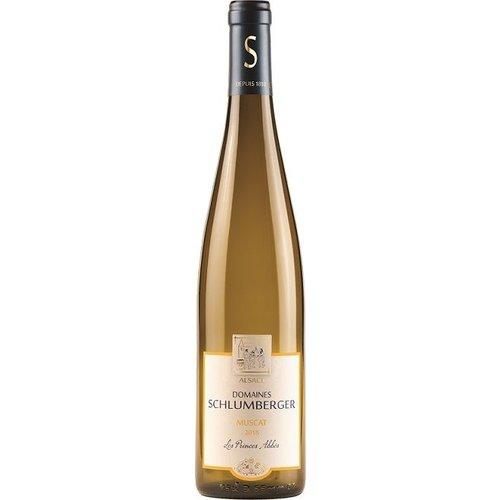 Domaines Schlumberger Les Princes Abbés Muscat AOC - Witte wijn