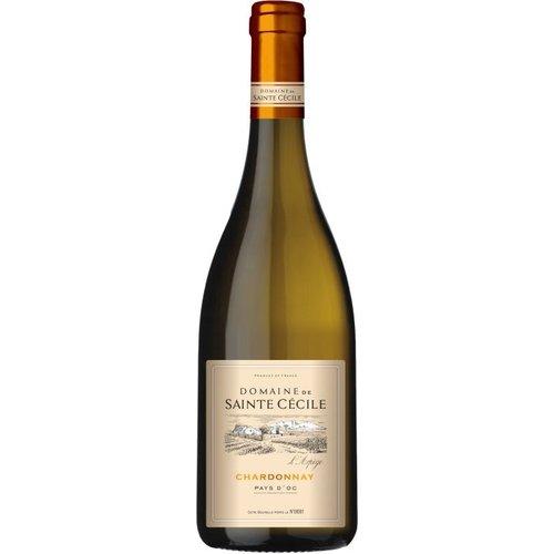 """DOMAINE DE SAINTE CECILE """"L'Arpège"""" Chardonnay - Witte wijn"""
