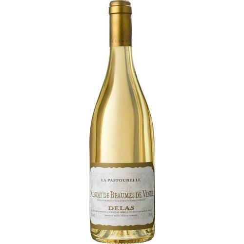 DELAS FRÈRES Muscat De Beaumes De Venise (0,375CL) - Witte wijn