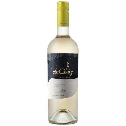 MONTGRAS WINES DeGras Reserva Sauvignon Blanc - Witte wijn