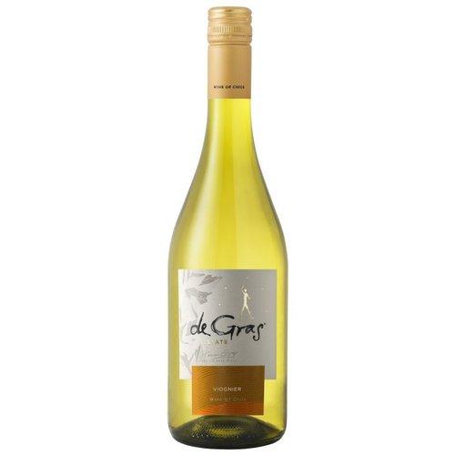 MONTGRAS WINES DeGras Estate Viognier - Witte wijn