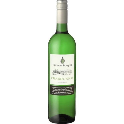 CLÉMENT BOSQUET Chardonnay - Witte wijn