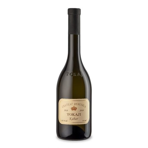 CHÂTEAU DERESZLA Tokaji Kabar 2018 - Witte wijn