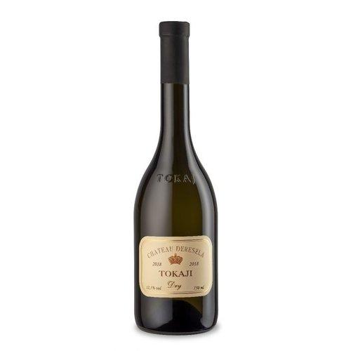 CHÂTEAU DERESZLA Tokaji Dry 2018 - Witte wijn