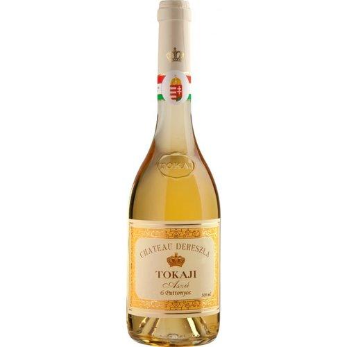 CHÂTEAU DERESZLA Tokaji Aszú 6 Puttonyos 2009 - Witte wijn