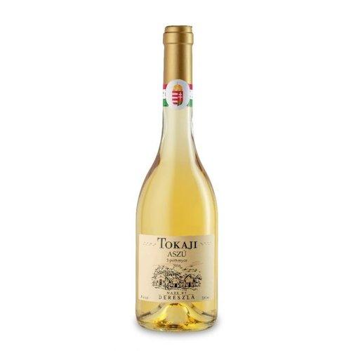 CHÂTEAU DERESZLA Tokaji Aszú 5 Puttonyos 2016 - Witte wijn