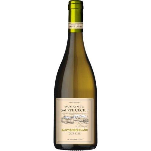 DOMAINE DE SAINTE CECILE Cécile l'Arabesque Sauvignon Blanc Pays D'OC IGP - Witte wijn