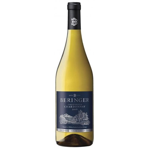 Beringer Rhine House Chardonnay 2016 - Witte wijn