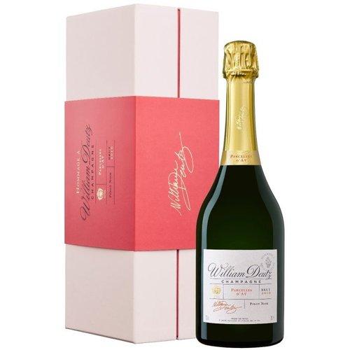 DEUTZ 'Cuvée Hommage à William Deutz' in Giftbox 2010 - Mousserende wijn