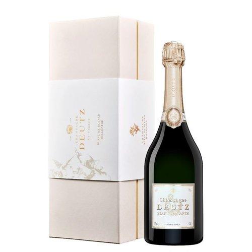 DEUTZ Brut Blanc De Blancs in Giftbox 2014 - Mousserende wijn