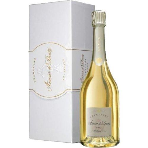 DEUTZ 'Amour de Deutz' Magnum in Giftbox 2006 - Mousserende wijn
