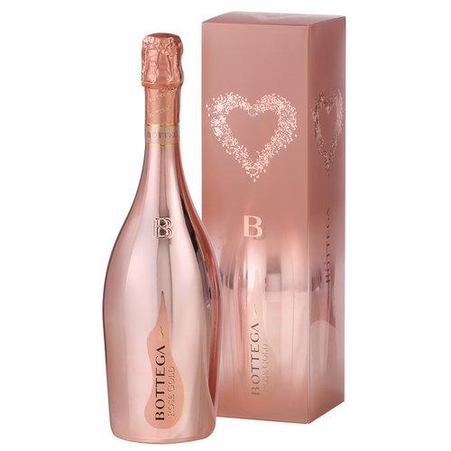 Bottega Rosé Gold in Giftbox - Mousserende wijn