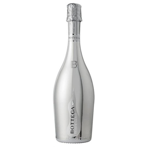Bottega Prosecco White Gold - Mousserende wijn