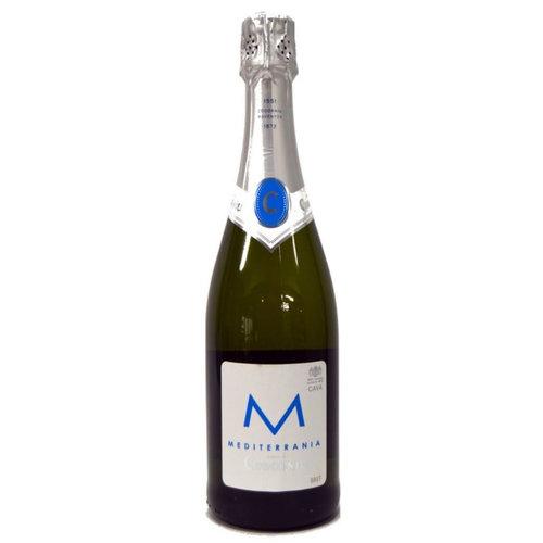 ANNA DE CODORNIU Mediterrania Cava Brut DO Cava - Mousserende wijn