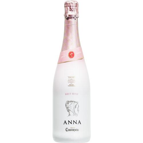 ANNA DE CODORNIU Brut Rosé - Mousserende wijn