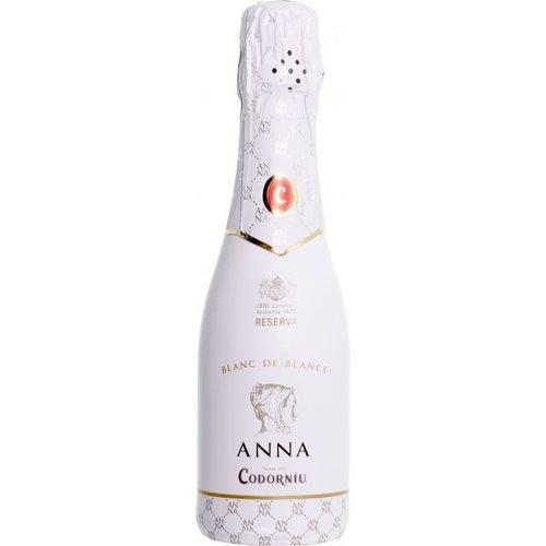 ANNA DE CODORNIU Blanc de Blancs Piccolo - Mousserende wijn