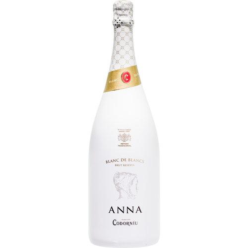 ANNA DE CODORNIU Blanc de Blancs Magnum - Mousserende wijn