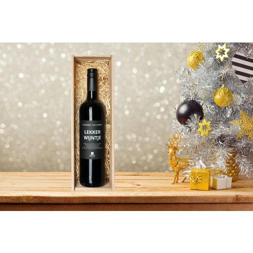 Lekker wijntje Cabernet Sauvignon - Rode wijn