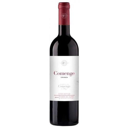 Bodegas Comenge Crianza - Rode wijn