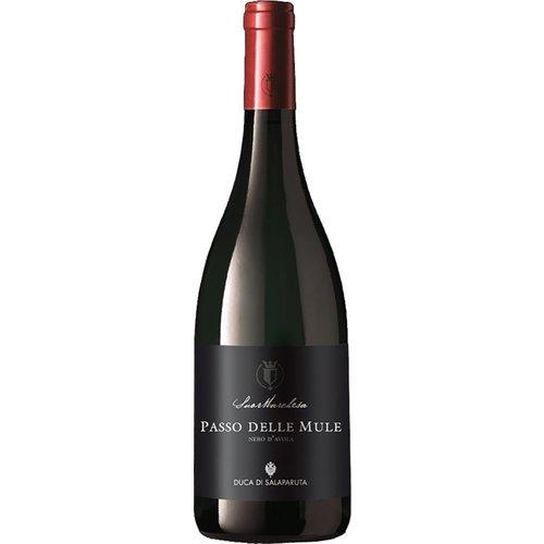 Duca di Salaparuta Passo Delle Mule Nero D'Avola - Rode wijn