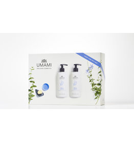 UMAMI Handcare Gift Box Fresh Leaves