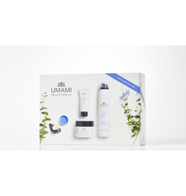 UMAMI Bodycare Gift Box Fresh Leaves