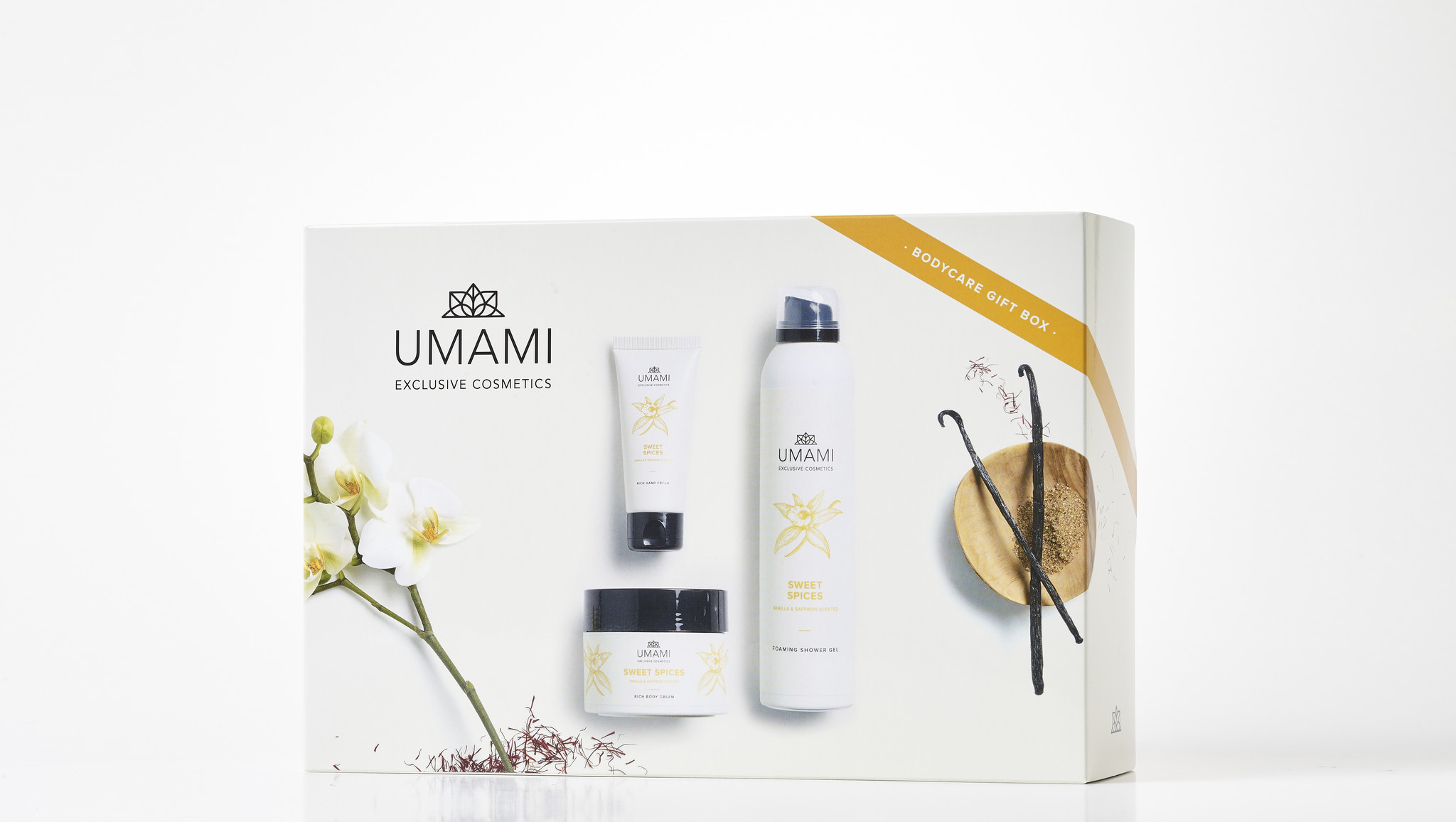 UMAMI Bodycare  Gift Box Sweet Spices