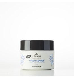 UMAMI Shaving Cream Fresh Leaves 250ml