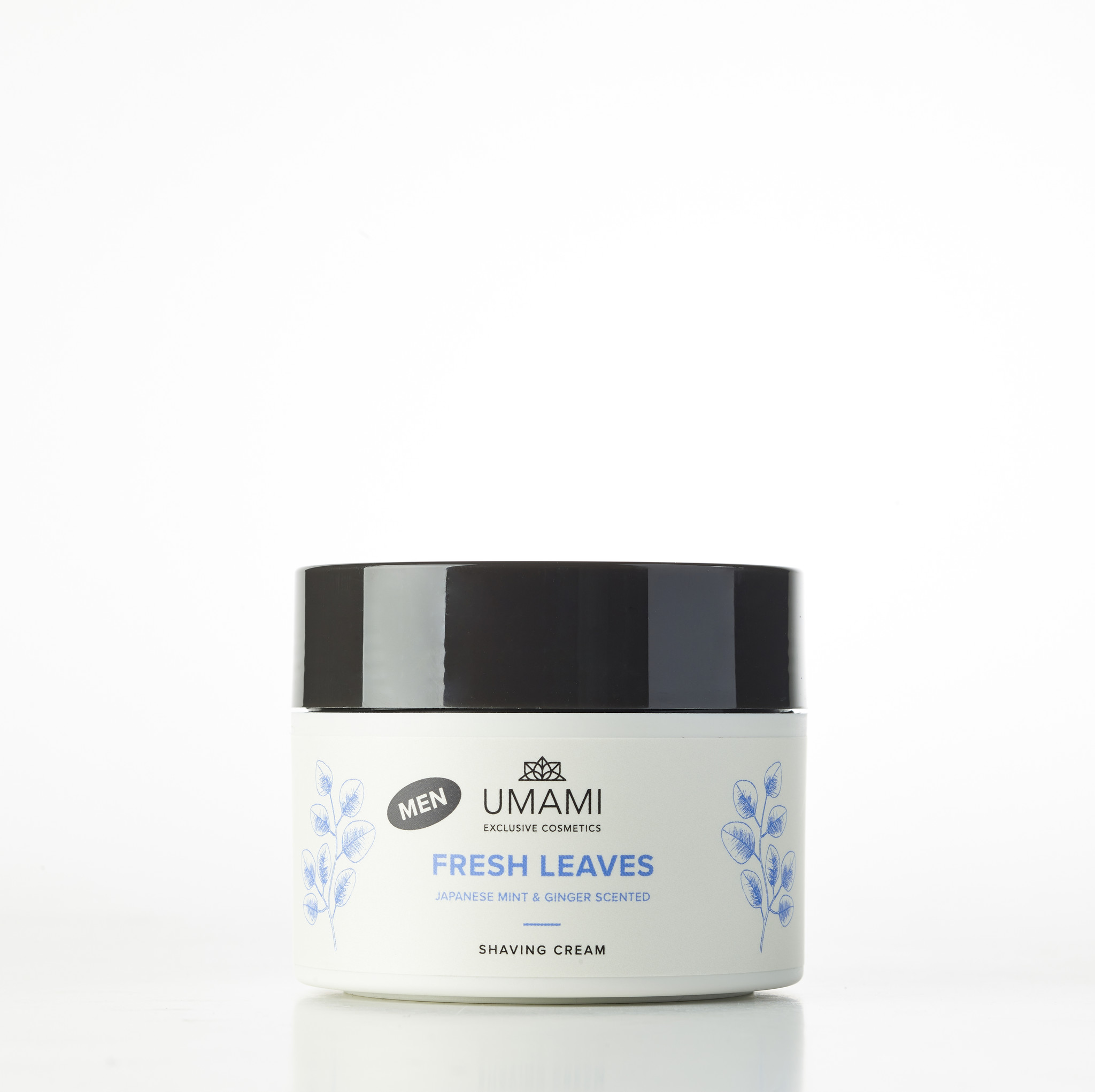 UMAMI Shaving Cream Fresh Leaves 250ml