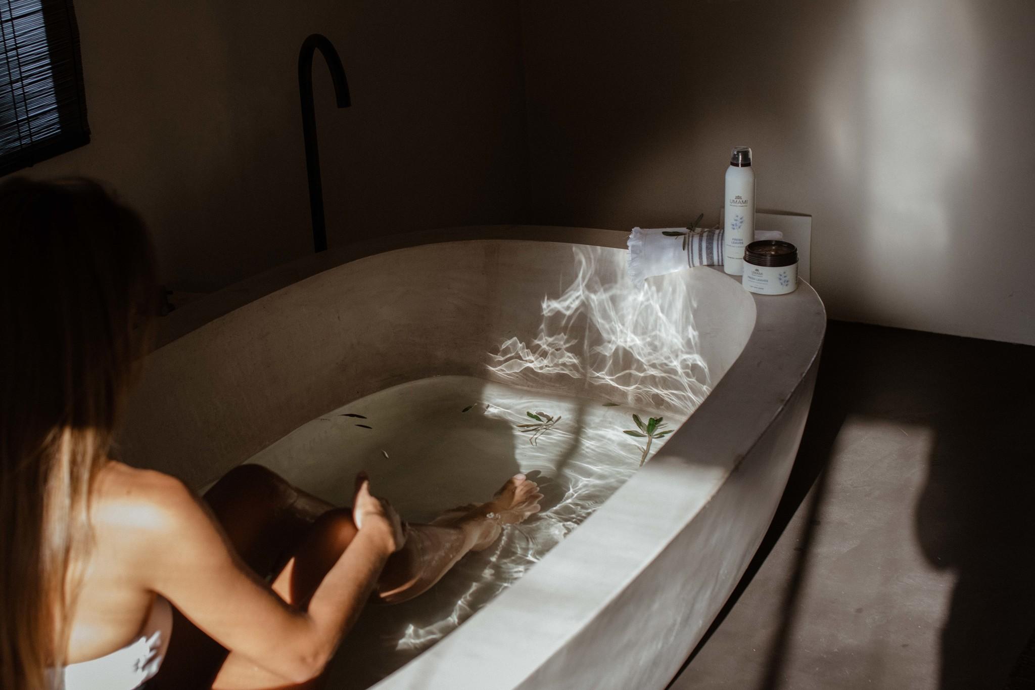 Creëer je eigen at-home-spa