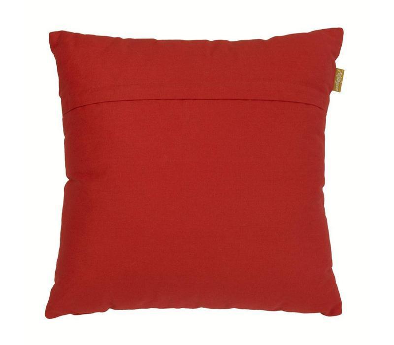 Ishara cushion red