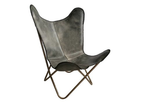 Vintage Lounge Stoel.Chairs Malagoon