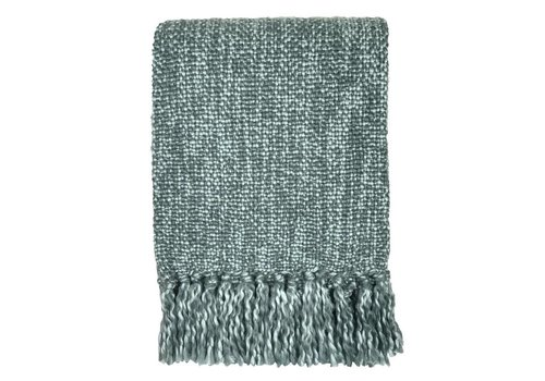 Marble lead blue throw (NEW)