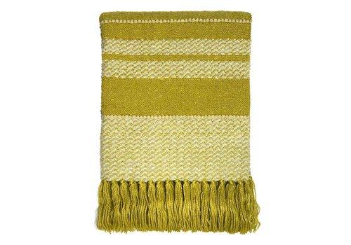 Berber mustard throw (NEW)