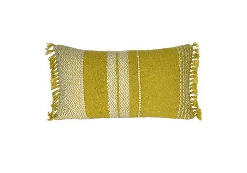 Berber mustard cushion (NEW)